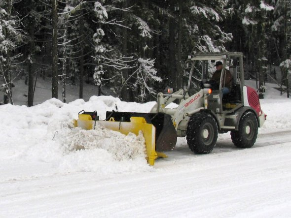 Better SnowPlow in action