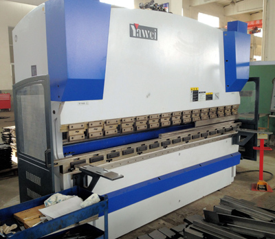 CNC Form Bending Machine ensures quality.